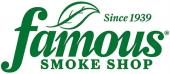 Famous Smoke Shop Cigars store logo