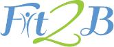 Fit2b Studio store logo
