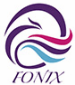 Fonix Lashes store logo