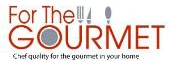 For The Gourmet store logo