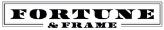 Fortune & Frame store logo