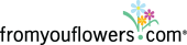 From You Flowers store logo