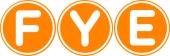 FYE store logo