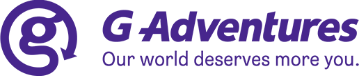 G Adventures store logo