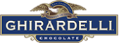 Ghirardelli Chocolate store logo