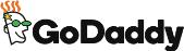 GoDaddy store logo