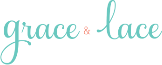 Grace and Lace store logo