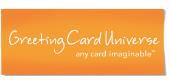 Greeting Card Universe store logo