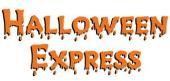 Halloween Express store logo