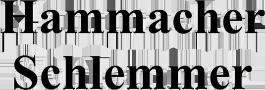 Hammacher Schlemmer store logo