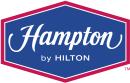 Hampton by Hilton store logo