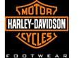 Harley Davidson Footwear store logo