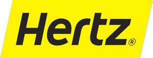 Hertz store logo