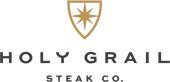 Holy Grail Steak store logo