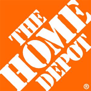 Home Depot store logo