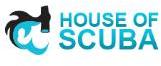 House of Scuba store logo