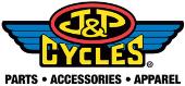 J&P Cycles store logo