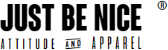 Just Be Nice store logo