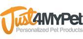 Just4MyPet store logo