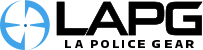 LA Police Gear store logo