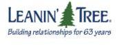 Leanin' Tree store logo