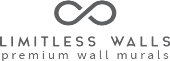 Limitless Walls store logo