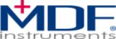 MDF Instruments store logo