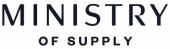 Ministry of Supply store logo