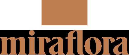 Miraflora Naturals store logo