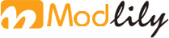 Modlily store logo
