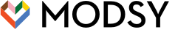 Modsy store logo