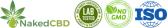 Naked CBD store logo