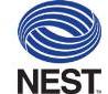 Nest Entertainment store logo