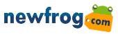 Newfrog store logo