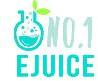 No. 1 eJuice store logo