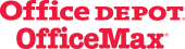 Office Depot and OfficeMax store logo