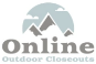 Online Outdoors Closeouts store logo