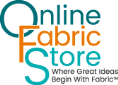 onlinefabricstore store logo