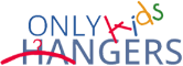 Only Kids Hangers store logo