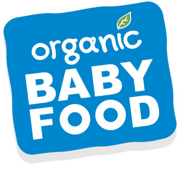 Organic Baby Food store logo