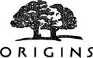 Origins store logo