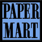 Paper Mart store logo