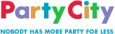 Party City store logo
