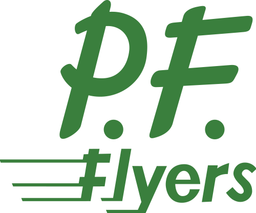 PF Flyers store logo