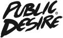 Public Desire store logo