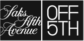 Saks OFF 5TH store logo