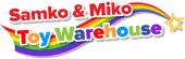 Samko & Miko Toy Warehouse store logo