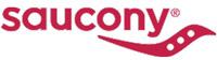 Saucony store logo