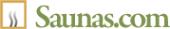 Saunas.com store logo