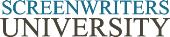 Screenwriters University store logo